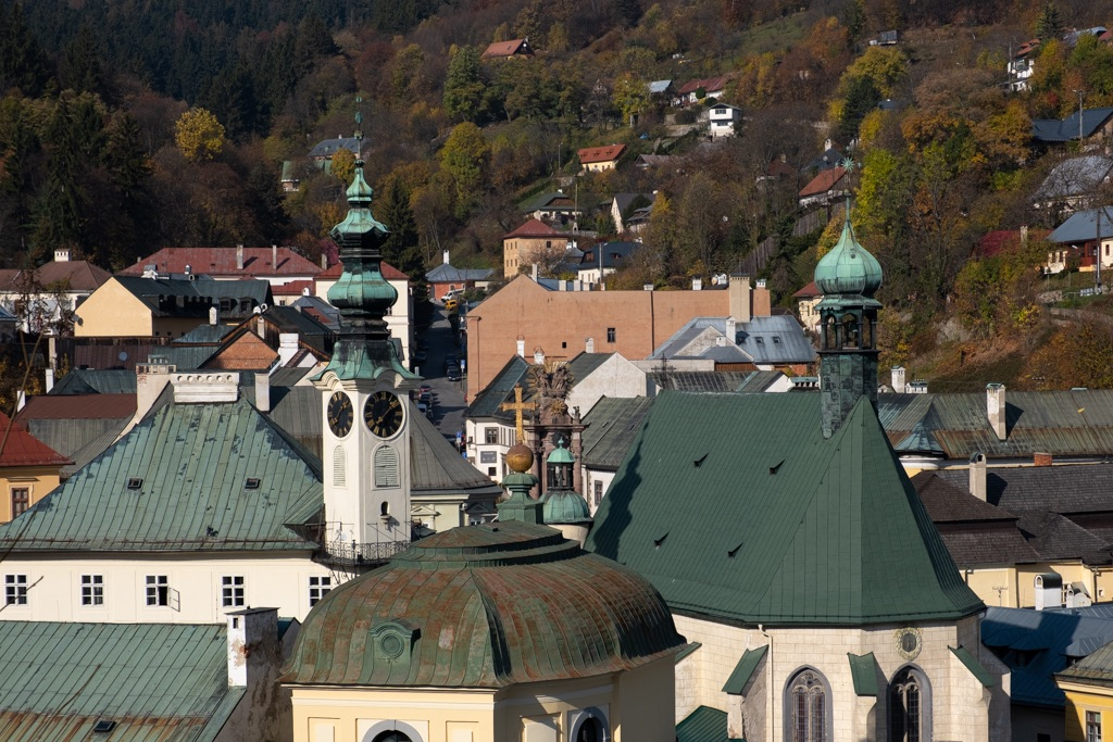 <strong>2019. 10. 23.</strong><br>3 templom Selmecbányában • 3 churches in Banska Stiavnica